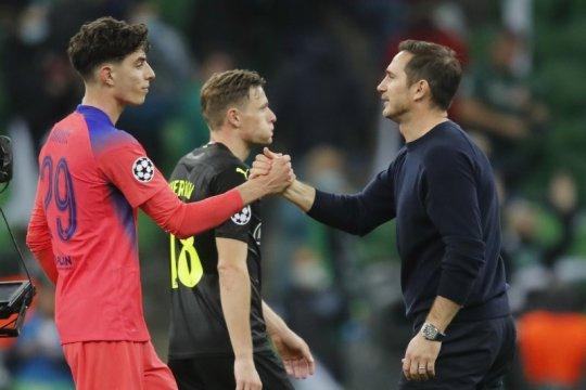 Frank Lampard mengakui bahwa kondisi Kai Havertz tidak baik