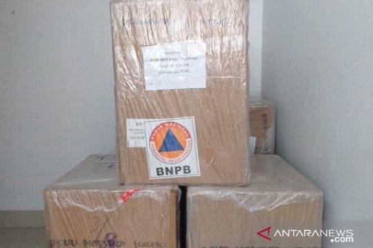 Belitung terima bantuan satu mesin PCR dari BNPB