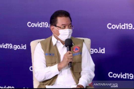 Satgas COVID-19 minta pemerintah daerah contoh Singapura kendalikan penularan