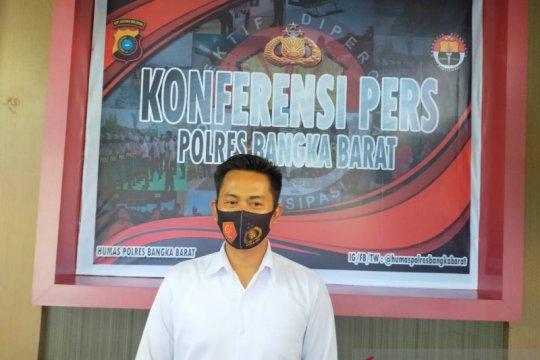Polisi Bangka Barat panggil 16 saksi perusakan mobil inventaris Desa Belolaut