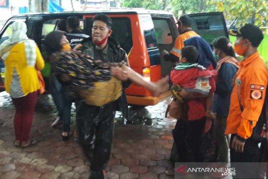 Warga lereng Merapi Babadan 1 kembali ke pengungsian Banyurojo