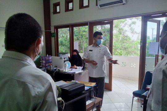 Sekda Naziarto pantau efektivitas kerja dari rumah OPD Pemprov Babel