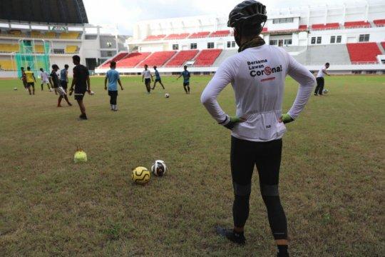 Ganjar ajak pemain PSIS jajal Stadion Jatidiri Semarang