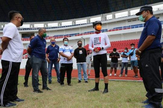 PSSI Jateng: Stadion Jatidiri belum layak untuk kompetisi