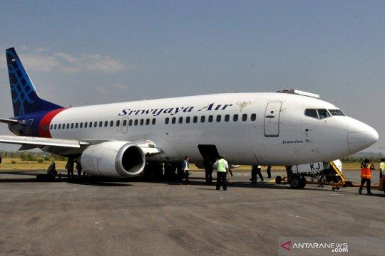 Sriwijaya Air investigasi keberadaan pesawat hilang kontak