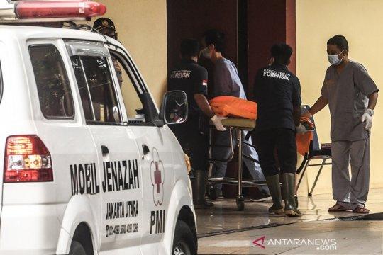 Korban  Pesawat Sriwijaya Air, Angga memiliki bayi yang baru berusia tujuh hari.