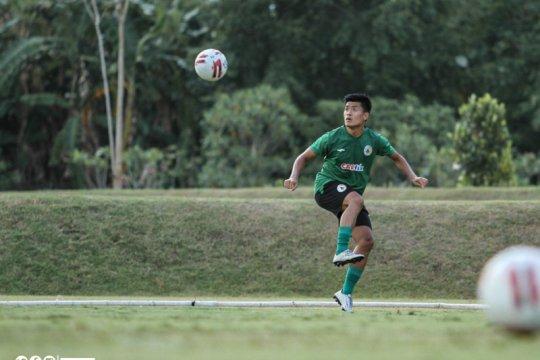Pemain PSS Sleman usul lanjutan kompetisi Liga 1 dihentikan