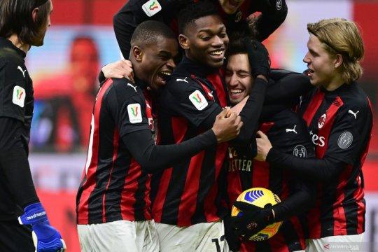 Milan menyingkirkan Torino dari Piala Italia