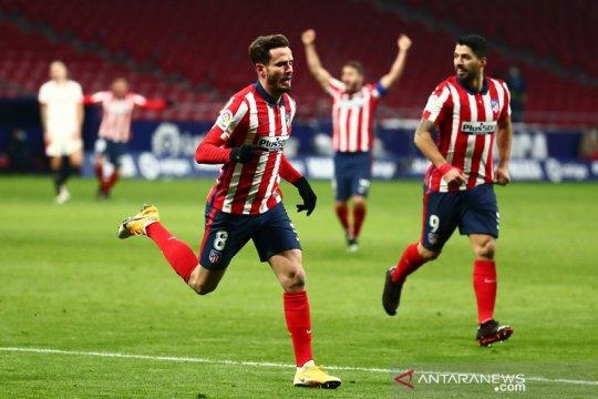Atletico kokohkan kedudukan di puncak selepas bungkam Sevilla 2-0