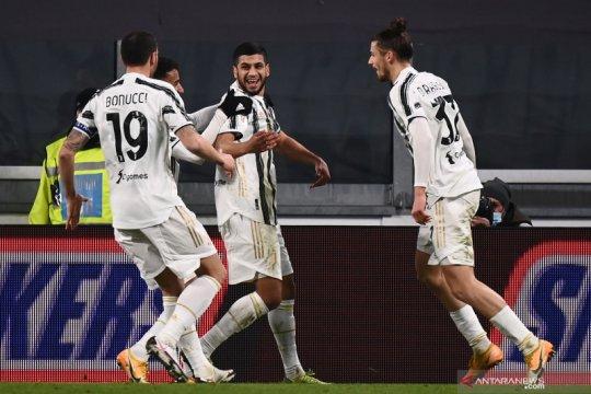 Juventus singkirkan Genoa dari Piala Italia lewat perpanjangan waktu