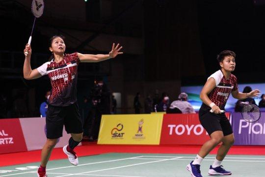 Greysia/Apriyani raih gelar juara Thailand Open 2021