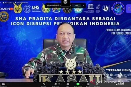 KSAU: TNI AU siap cetak SDM unggul
