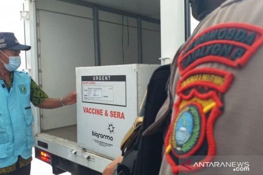 1.494 tenaga kesehatan di Belitung akan disuntik vaksin COVID-19
