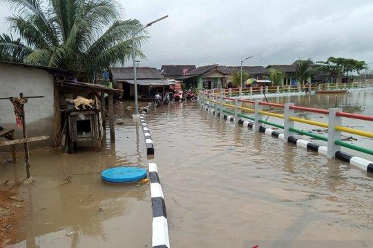 BPBD tetapkan Bangka Belitung siaga rob