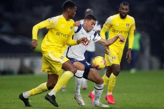 Fulham imbangi Tottenham Hotspur 1-1