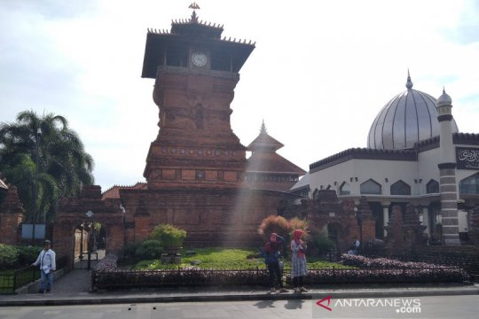 Target retribusi wisata di Kudus 2021 melonjak 192,34 persen
