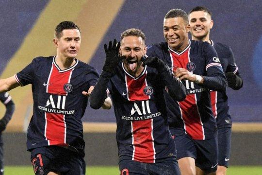 Neymar bawa PSG menjuarai Piala Liga Prancis