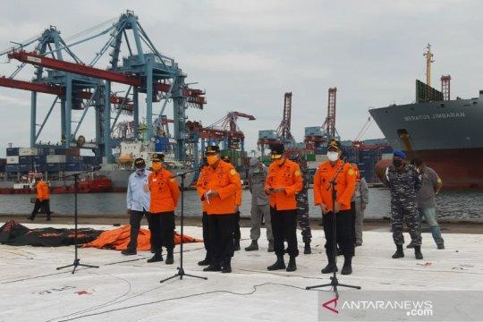 Pencarian pesawat Sriwijaya SJ-182 diperpanjang tiga hari