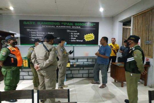 Satpol PP Magelang gencar operasi yustisi selama PPKM