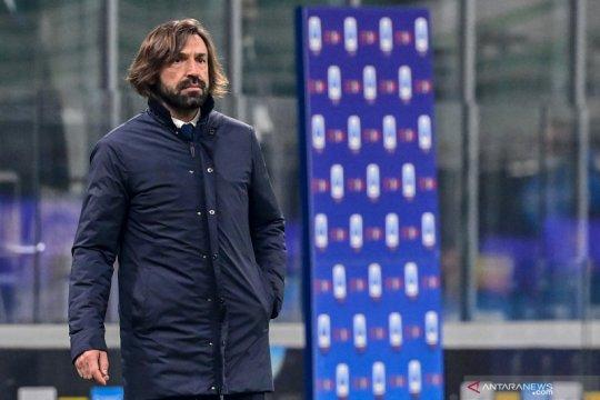 Pirlo akui Juventus bermain buruk saat dipecundangi Inter Milan