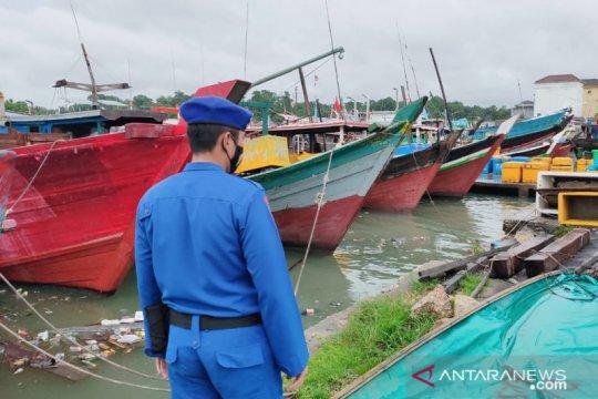Satpolair Polres Bangka Barat imbau nelayan waspadai angin kencang