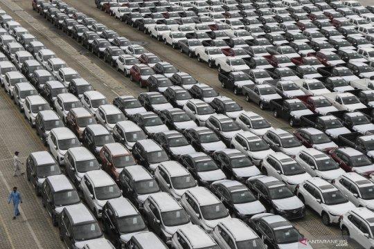 Penjualan mobil tahun 2020