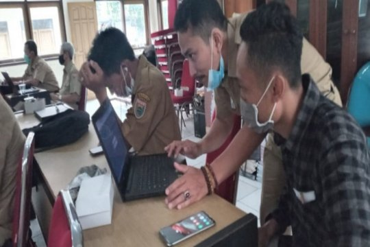 "Batang optimalkan aplikasi ""New Jogo Tonggo"" desa"