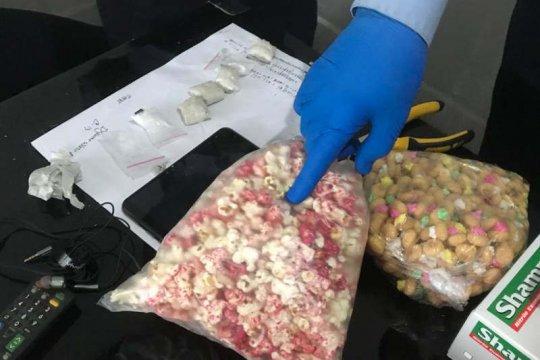 Petugas gagalkan penyelendupan ratusan pil koplo ke lapas
