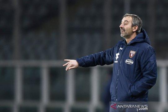 Torino secara resmi telah memecat pelatih Marco Giampaolo