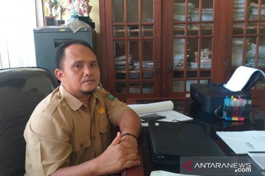Produksi lada putih di Kabupaten Belitung tahun 2020 mencapai 5.716 ton