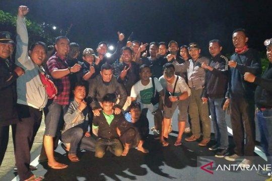 Dua napi kabur dari Lapas Tanjung Pandan Belitung berhasil ditangkap