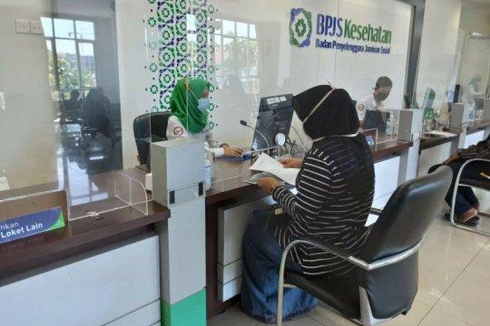 PSBB, BPJS Kesehatan Semarang optimalkan layanan online