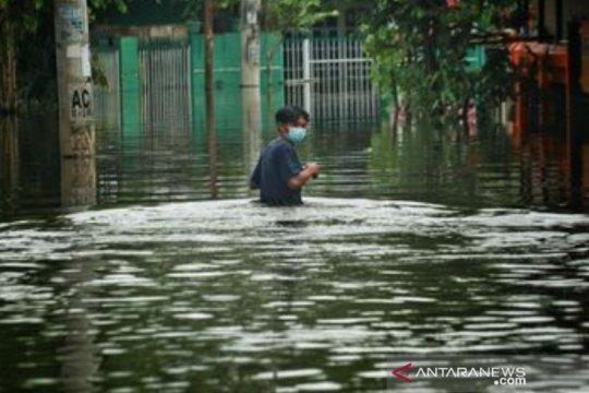 BPBD : 500 rumah terendam di Perumnas Antang Makassar