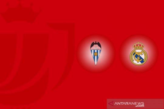 Real Madrid jadi korban kejutan berikutnya di Copa del Rey