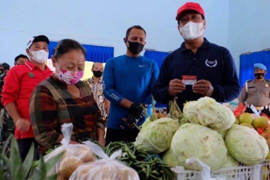 Dinsos Kota Magelang terapkan prokes dalam penyaluran BPNT