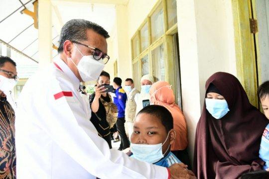 Pemprov Sulsel pulangkan 102 warga Jatim dan Jateng pengungsi korban gempa