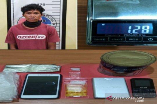 Polres Bangka Selatan tangkap pelaku narkoba