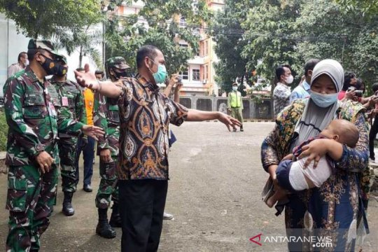 54 pengungsi korban gempa di Sulbar ditampung Solo Technopark