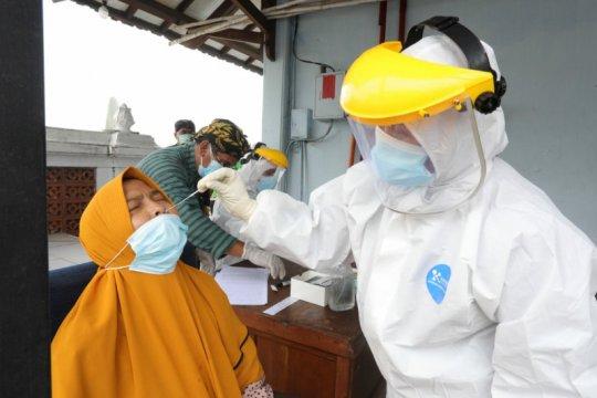 Pemkot Surakarta pastikan pengungsi gempa Sulbar jalani tes cepat antigen