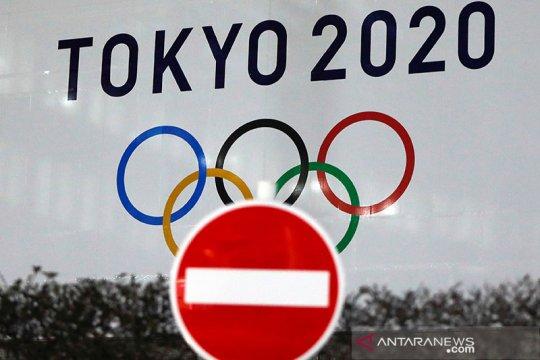 Miltiadis Tentoglou dari Yunani raih medali emas lompat jauh Olimpiade Tokyo