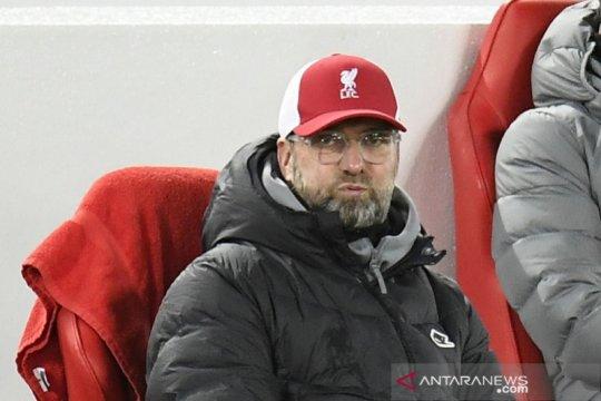 Klopp: Konyol bicarakan peluang juara Liverpool sekarang