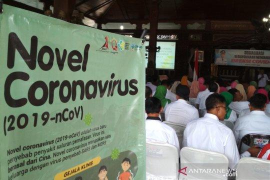 4.555 warga Kudus terinfeksi COVID-19