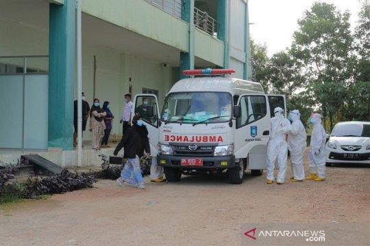Bangka Belitung pindahkan pasien dari Wisma Karantina ke RS Khusus COVID-19