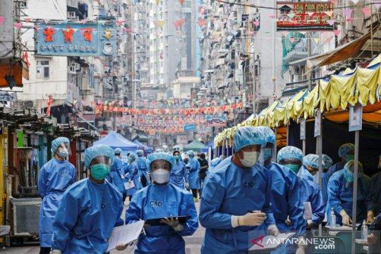 China laporkan 98 kasus baru COVID-19