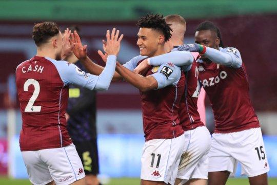 Villa bungkam Newcastle 2-0 di Liga Inggris
