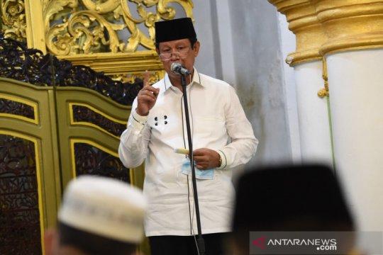 Jabatan Isdianto sebagai Gubernur Kepri berakhir 12 Februari  2021