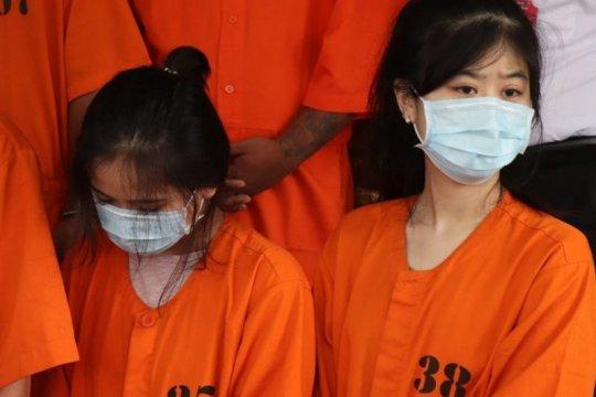 Konsumsi narkotika, selebgram di Bali ditangkap polisi
