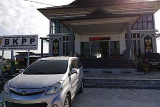 BKPSDM Palangka Raya kembali tiadakan pelayanan tatap muka