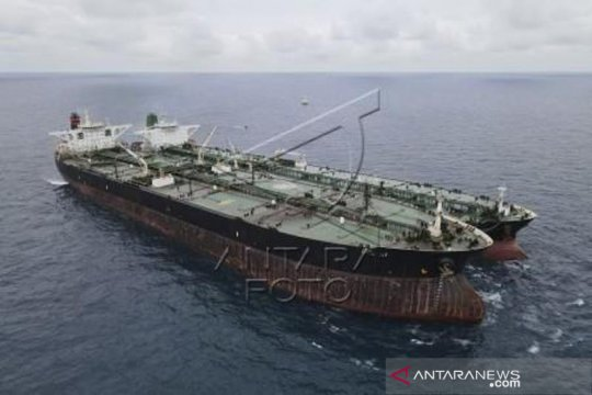 Bakamla Amankan Dua Kapal Tangker Asing