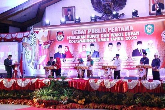 Gugatan Pilkada Kotim mulai disidangkan, KPU dan Harati menyatakan siap